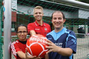 Organistionsteam Respelt-und-Vielfalt-Cup