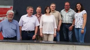Neuer Vorstand DGB-KV Gütersloh
