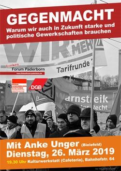 Plakat Linkes Forum