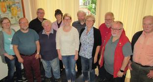 Neuer Vorstand DGB-Kreisverband Minden-Lübbecke