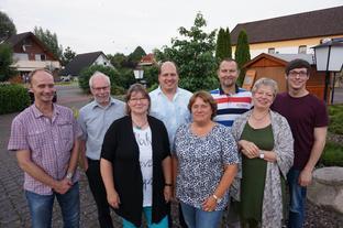 Neuer Vorstand DGB-KV Lippe