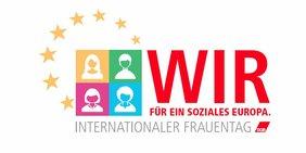 Logo Internationaler Frauentag 2019