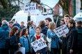 Tausende setzen buntes Zeichen gegen AfD-Parteitag in Bielefeld